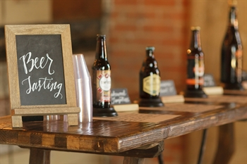 EXCLUSIVE PRIVATE BEER TASTING for 10