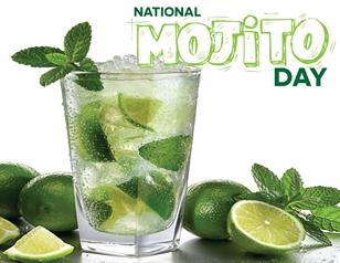 National Mojito Day
