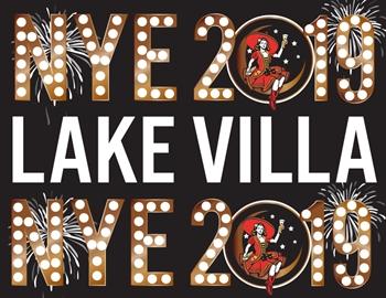 NYE Tickets Lake Villa 2019