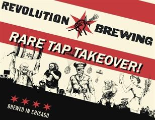 Revolution Tap Takeover