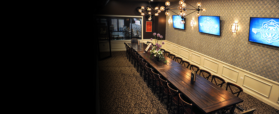 O'Toole's is the perfect spot for your next private event!