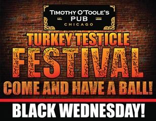 Turkey Testicle Festival/Black Wednesday
