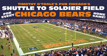 2019 Bears Home Game Shuttle