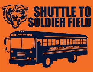 Shuttle to Soldier Field