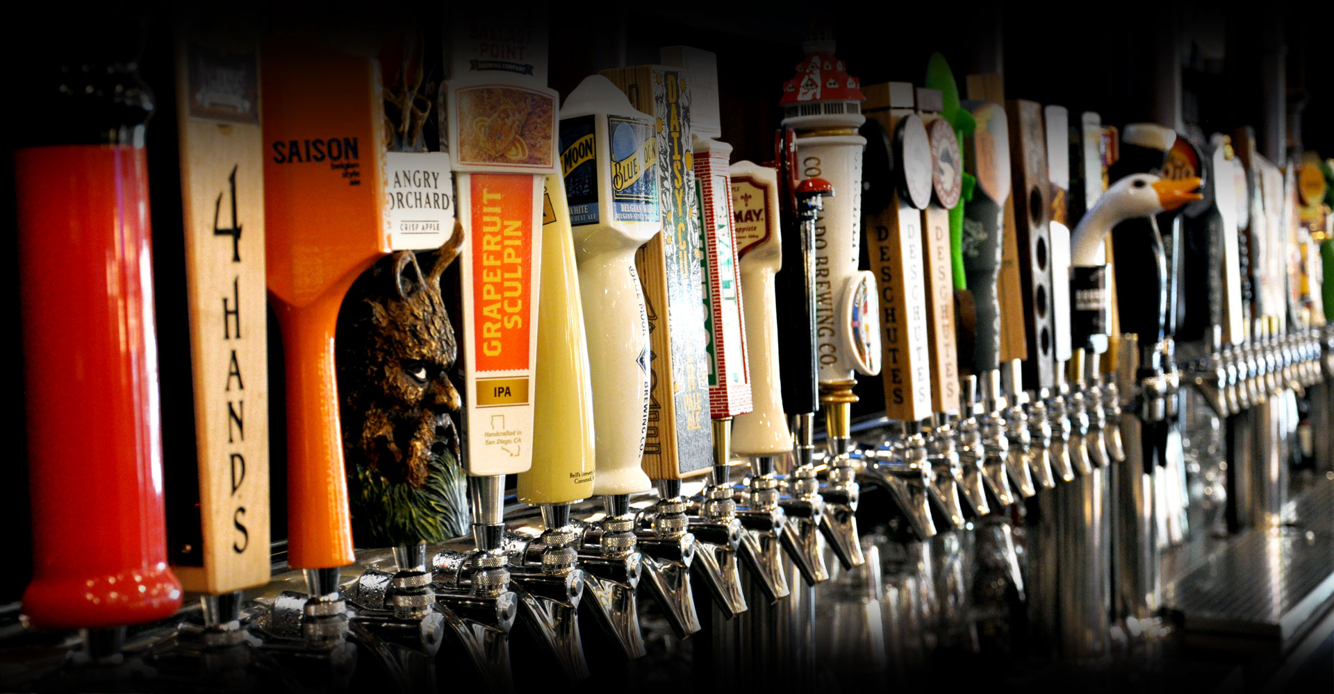 Check out our beer list here!