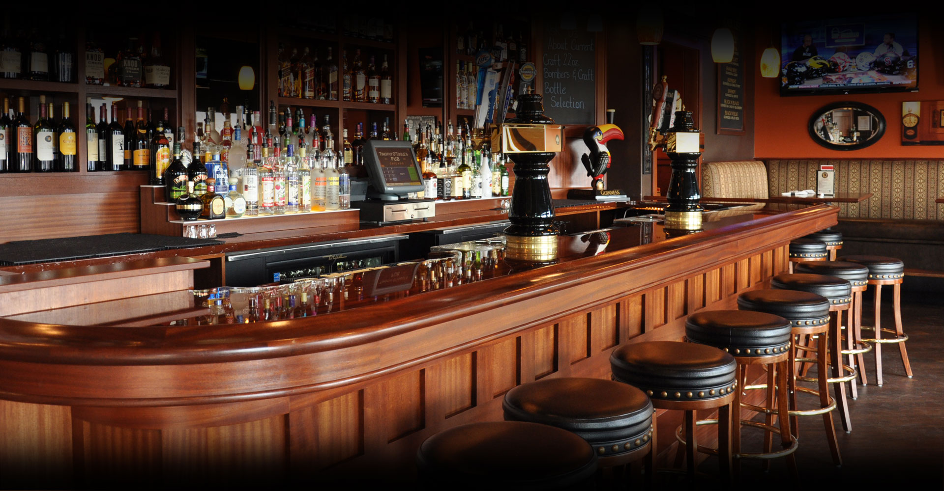 Timothy O'Toole's of Gurnee can accommodate groups of 10-400 people!