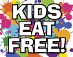 Kids Eat Free Tuesday Night!