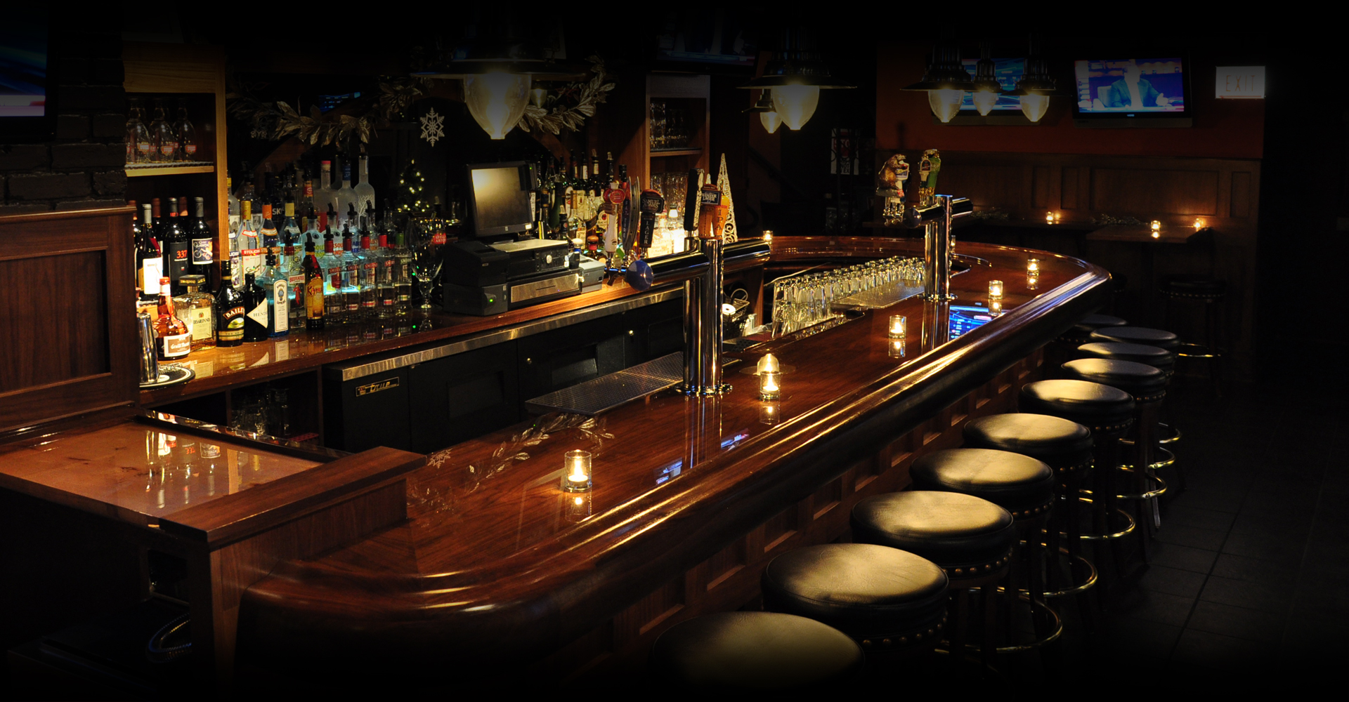 Timothy O'Toole's can accommodate groups from 10-400!