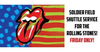 Rolling Stones Shuttle