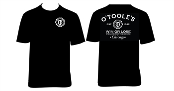 WIN OR LOSE T-Shirt Black
