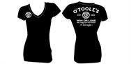 O'Toole's Women's V-neck