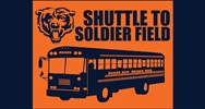 2017 Bears Home Game Shuttle