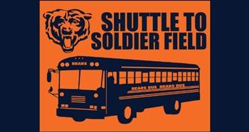 2018 Bears Home Game Shuttle