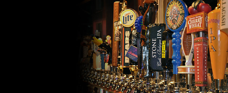 Come by and enjoy one of our 48 beers on tap! We have one of the best craft beer lists in the city!